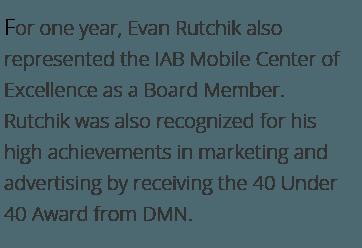 Career highlights board member